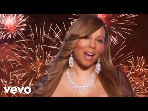 Mariah Carey - Auld Lang Syne (The New Year's Anthem, Fireworks Version)