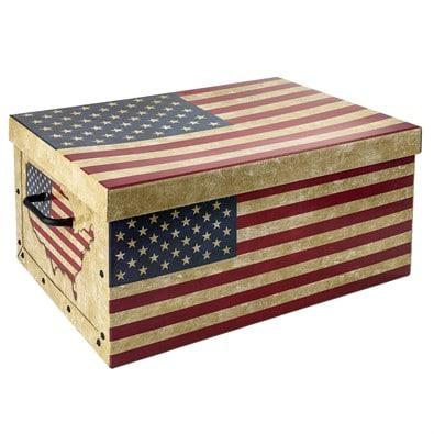 Úložná krabice USA