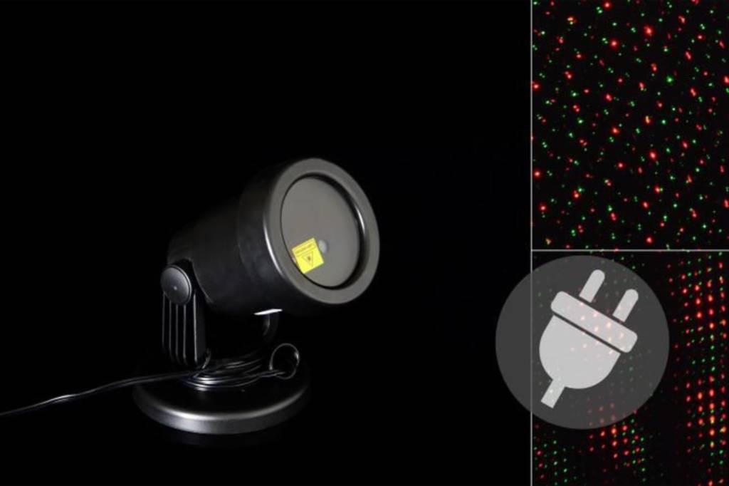 Led projektor s nízkou spotřebou