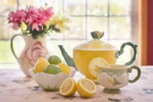 Luxusni citronove vanocni cukrovi