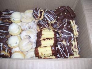 Pudinkove vanocni cukrovi pro mlsouny