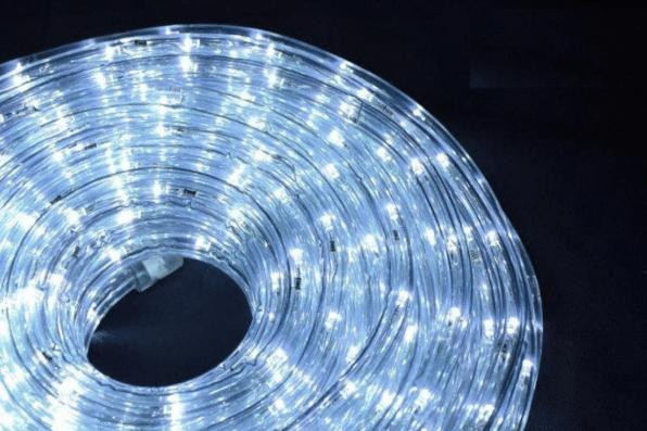40metrový světelný LED kabel