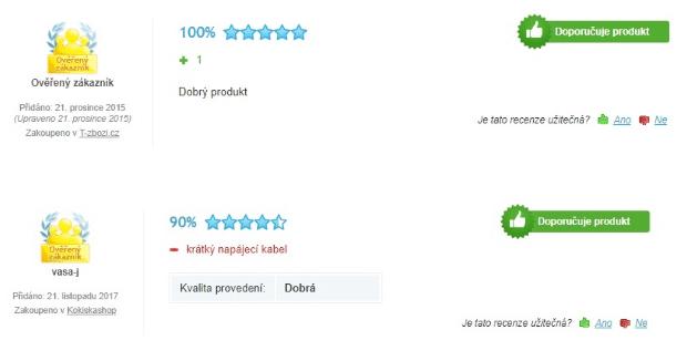 recenze Světelný kabel s minižárovkami