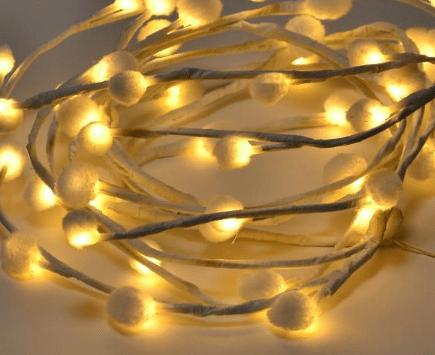 osvětlení LED žluté