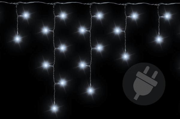 světelný déšť z diod