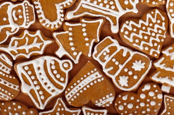 Vánoční perníčky se sádlem