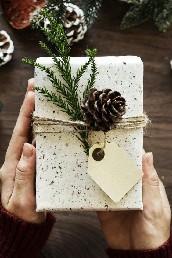 Vánoční dárek a nejlepší básničky pod stromeček.