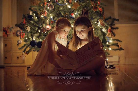 Vánoční básničky pro děti.