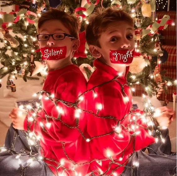 Jak zabavit děti písničkami o Vánocích