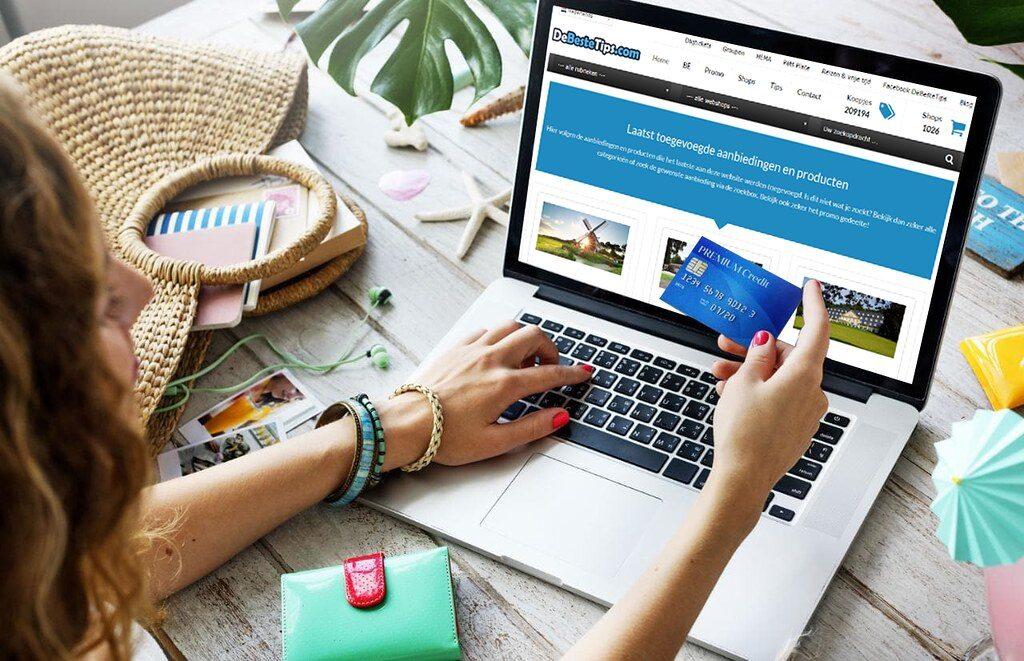 dnes je online nakupování jednoduché a zvládne ho každý