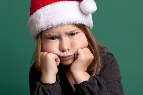 nevhodné dárky aneb jak naštvat dítě o Vánocích