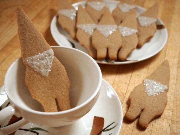 Recept na nejlepší vánoční perníčky s polevou.