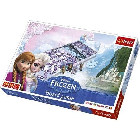 Společenská hra Anna a Elsa, Ledové království.