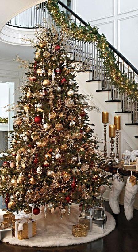 Americký vánoční stromeček.