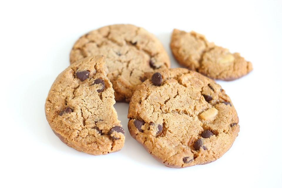 z kokosové mouky uděláte výborné křupavé sušenky