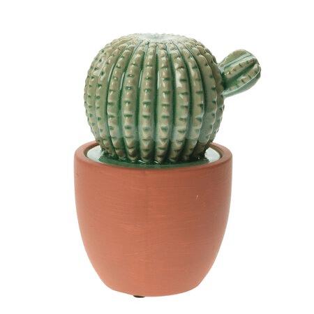 Dekorace ve tvaru kaktusu.