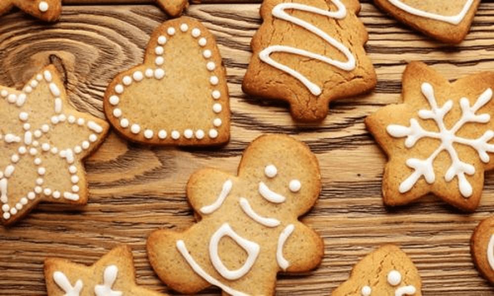 zdravé vánoční perníčky