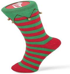 Zvonivé ponožky s rolničkami