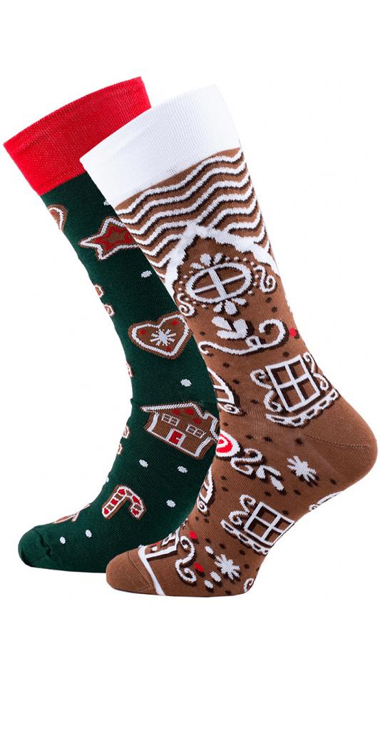 Perníčky na pánských ponožkách