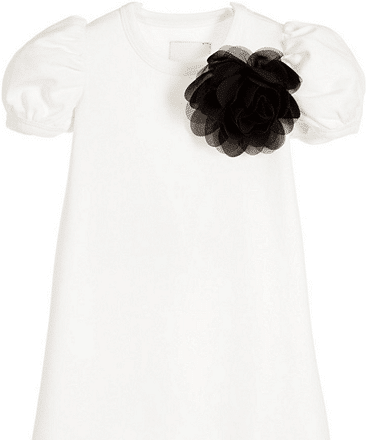 Dětské vánoční šaty