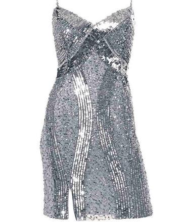 Šaty pro postavu ve tvaru obdélníku