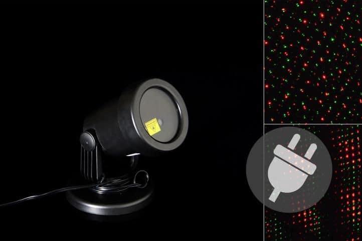Laserový projektor Nexos