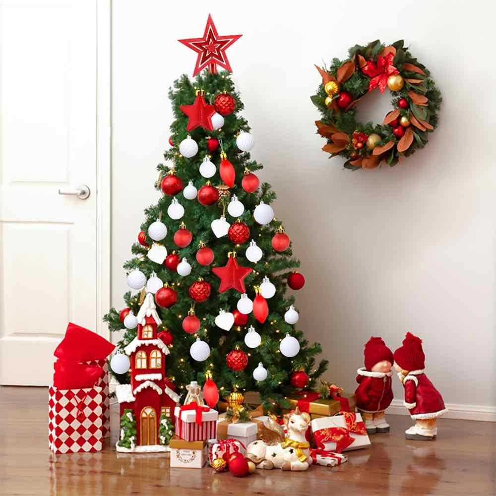 Červeno-bílá kombinace se k Vánocům hodí.