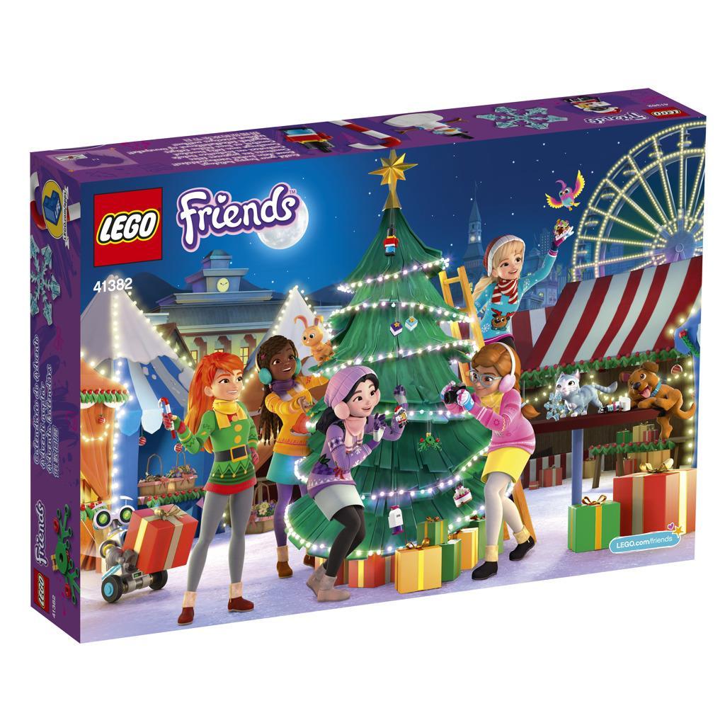 S kalendářem Lego Friends si o adventu užijete spoustu zábavy.