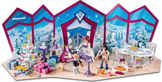 Vánoční kalendář plný fantazie,