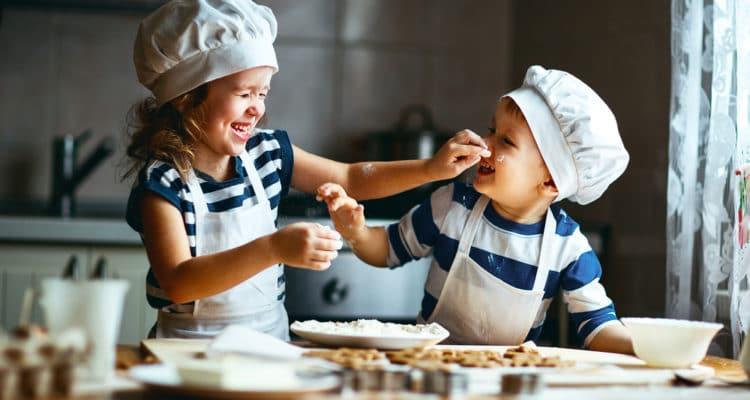 Děti se zabaví a pomohou.