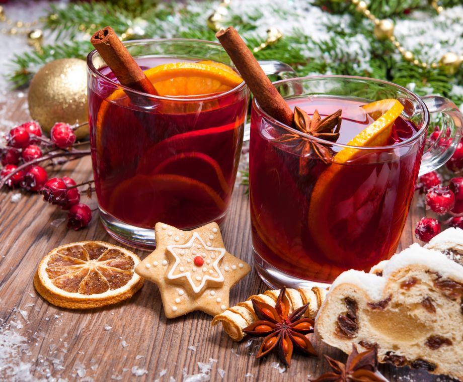 Nebo byste si dali klasický vánoční punč s čajem?
