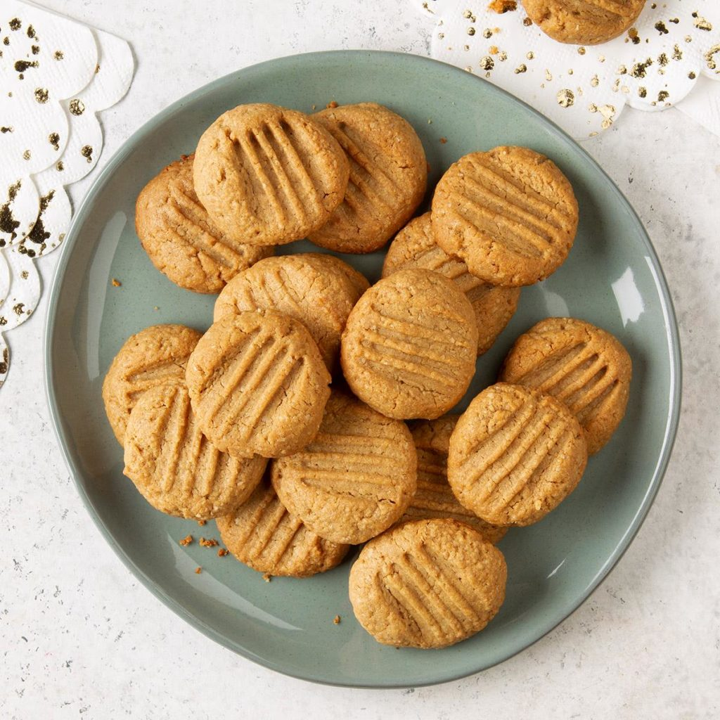Cukroví z vína můžete udělat kdykoliv během roku jako chutné sušenky.