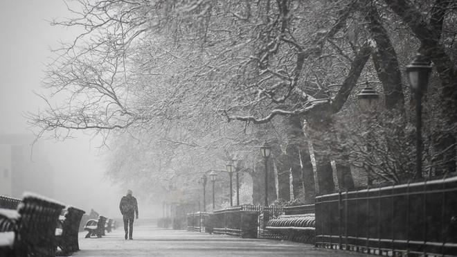 Předpověď z roku 2018 připomíná zimní počasí alespoň z části.