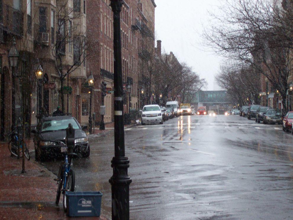 Počasí na Vánoce z roku 2019 bylo zatažené až deštivé.