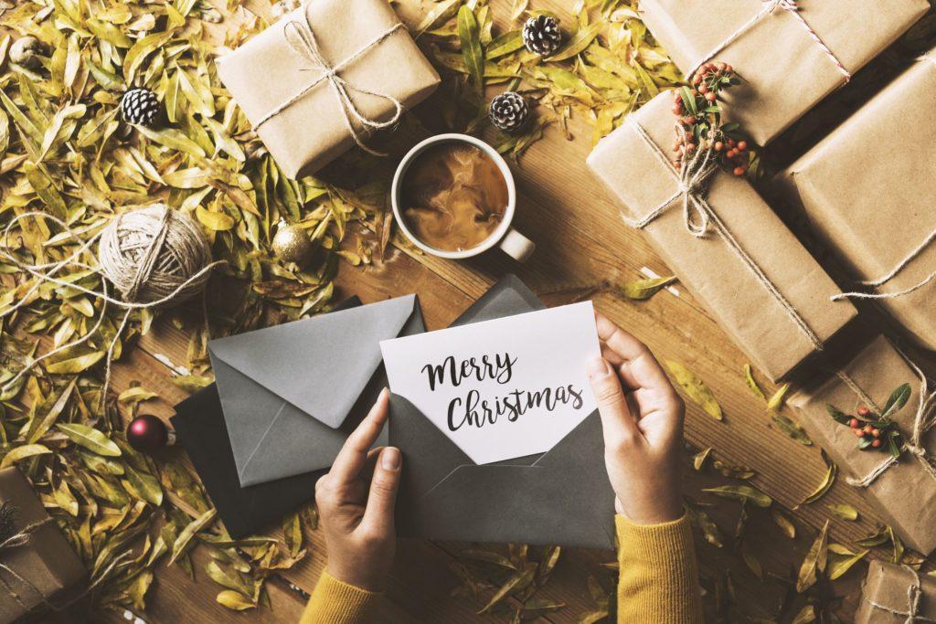 Osobité přání k novému roku vytvoříte svým vlastním rukopisem.