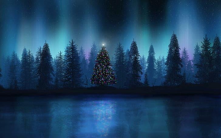 Vánoční obrázek na plochu.