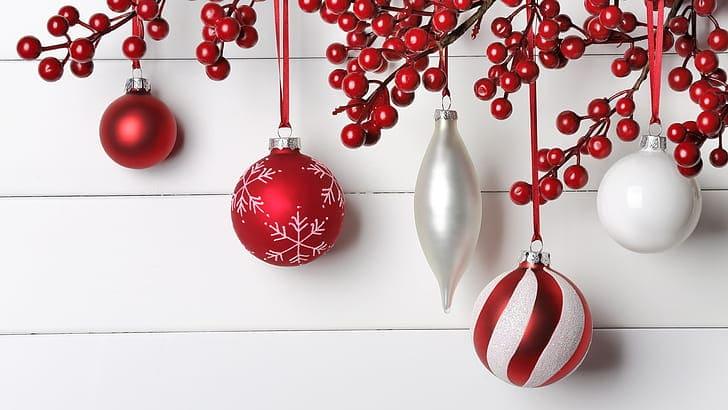 Jednoduchý vánoční motiv.