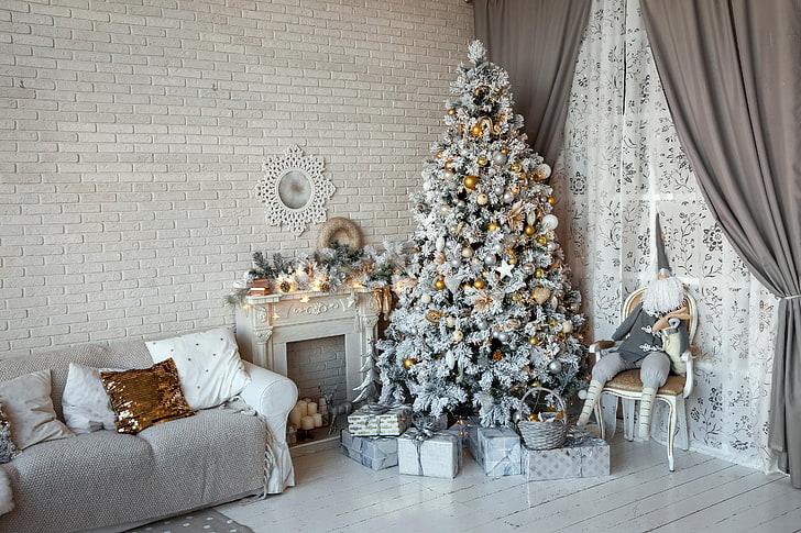 Líbí se vám tento vánoční obrázek v bílé?