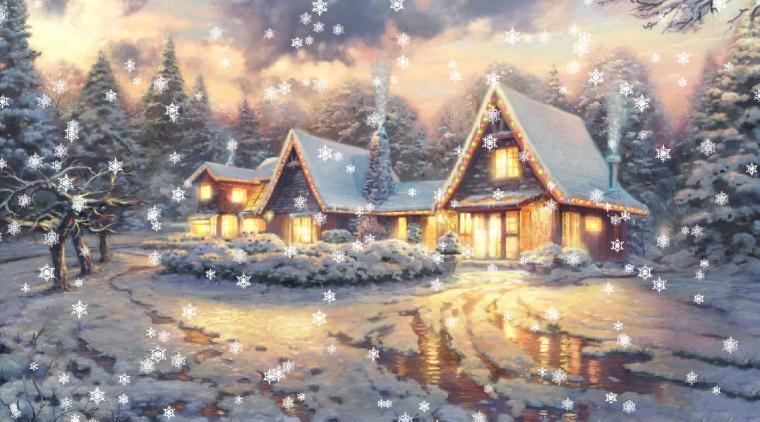 Jaká vánoční plocha na PC se vám líbí nejvíce?