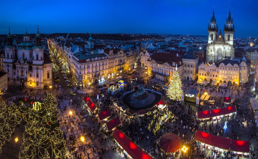 Pražské vánoční trhy patří jednoznačně k těm nejkrásnějším.