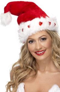 S touto svíticí čepicí na Vánoce vyniknete.