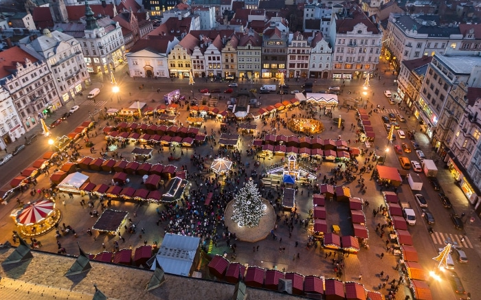 Co dodat vánočním trhům v Plzni? Jsou kouzelné, že?