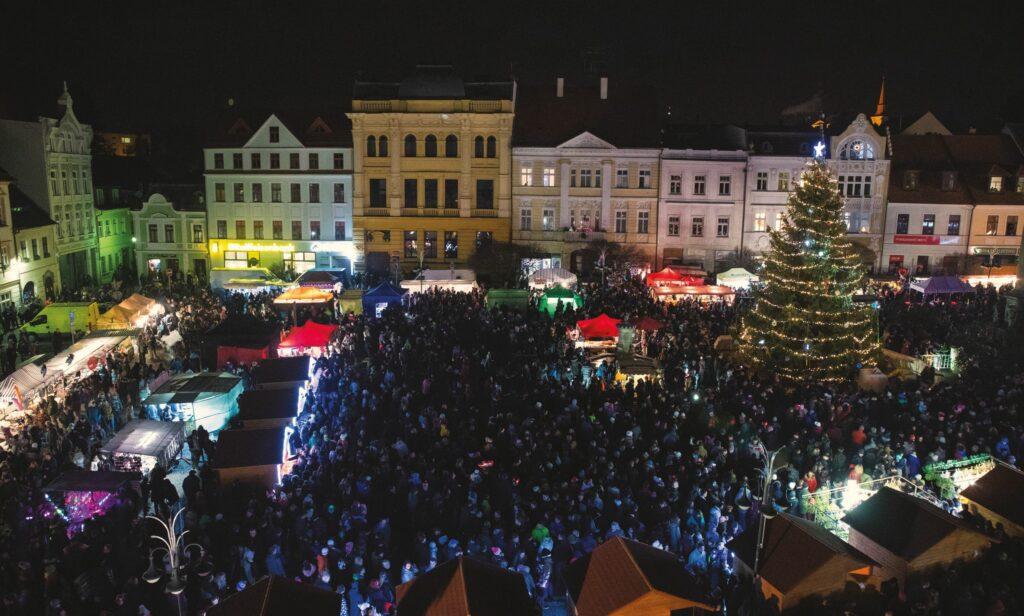 Vánoční jarmark v České Lípě? Jaké budou během pandemie?