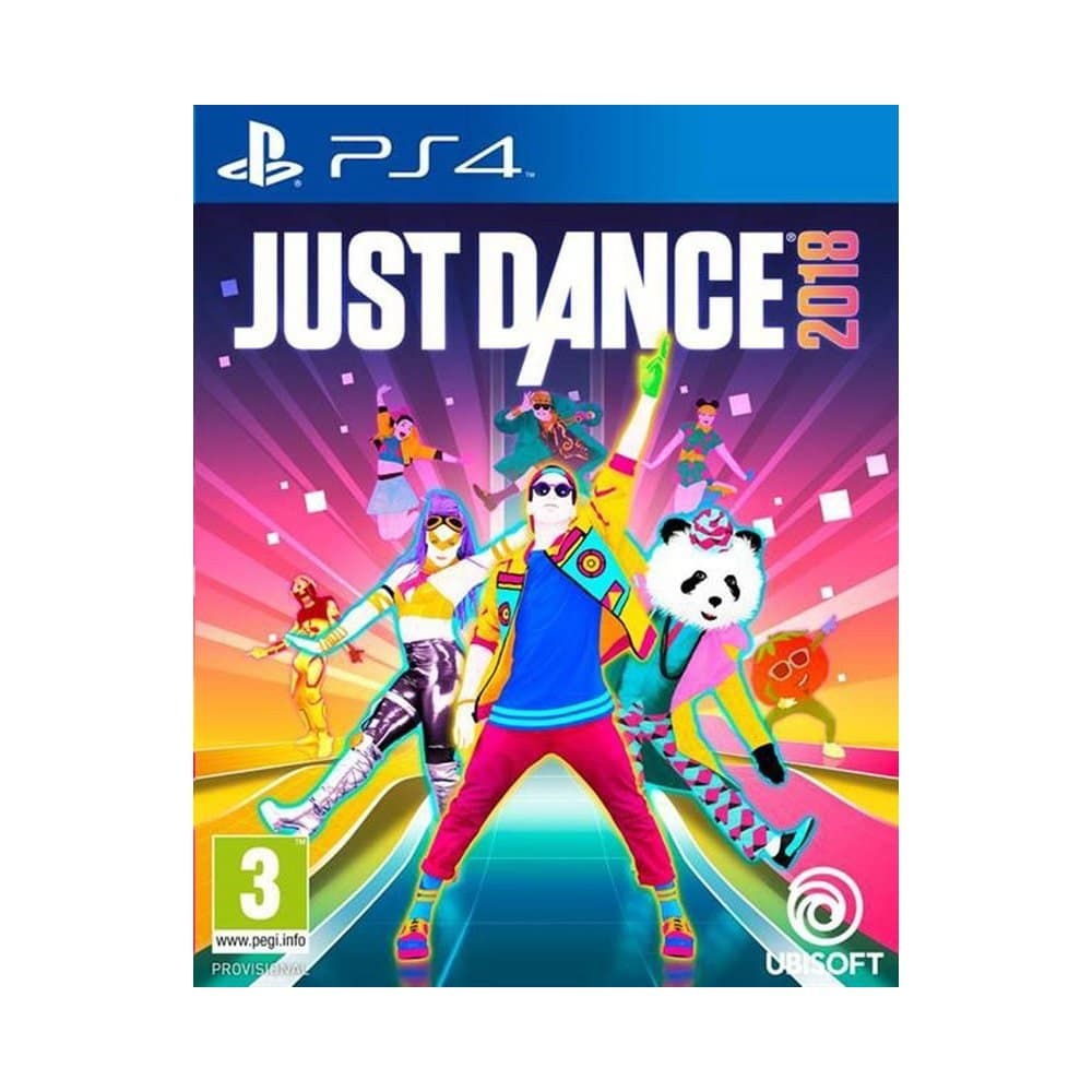 PS4 hra Just Dance.