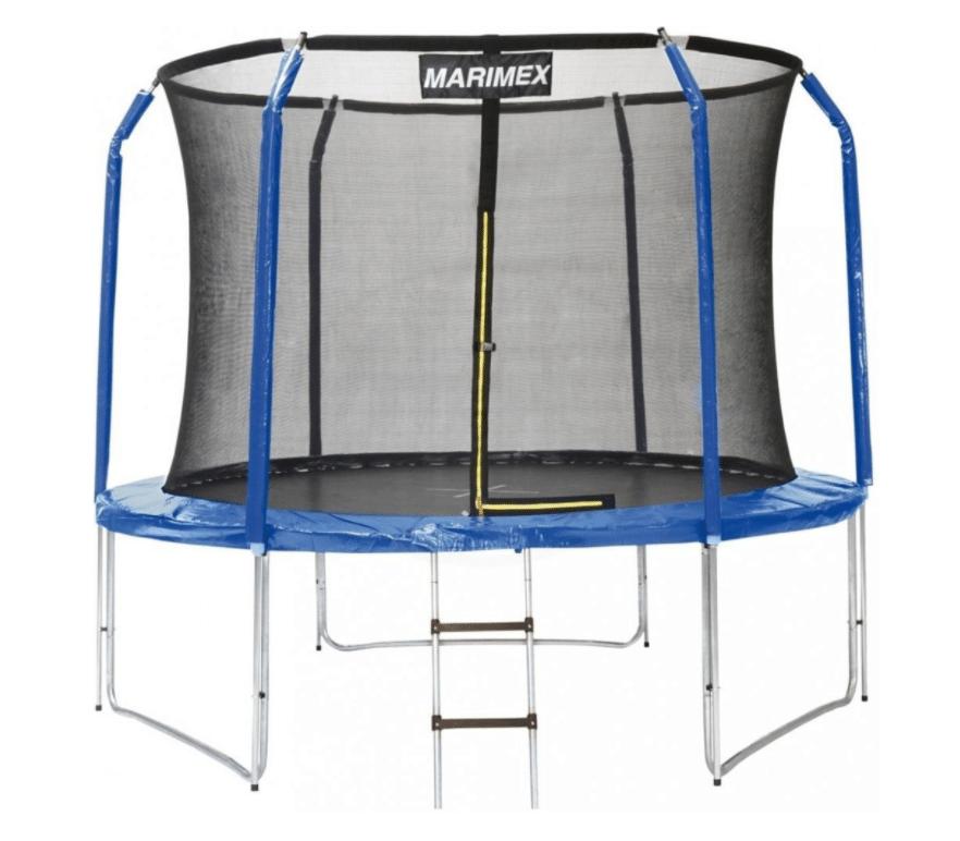 Marimex 305 cm + vnitřní ochranná síť + žebřík