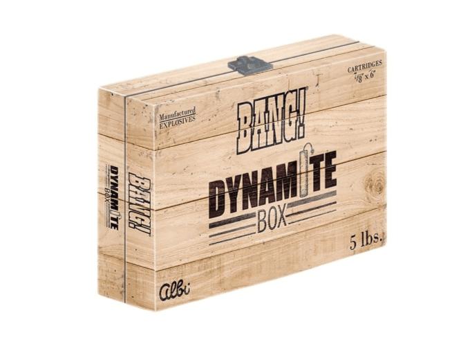 Albi Bang Dynamite Box Naplněný