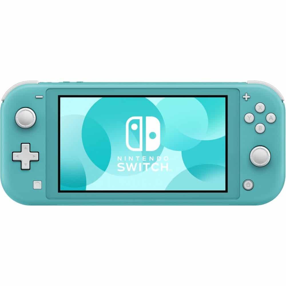 Herní zařízení na cesty Nintendo.