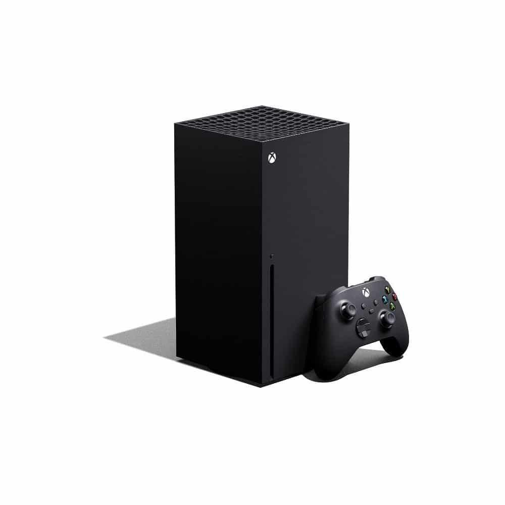 Herní zařízení Xbox.
