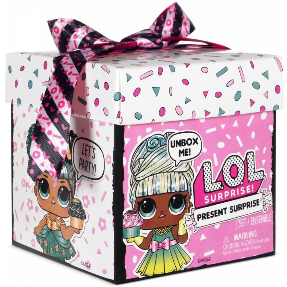 L.O.L. suprise panenka pro malé holčičky.