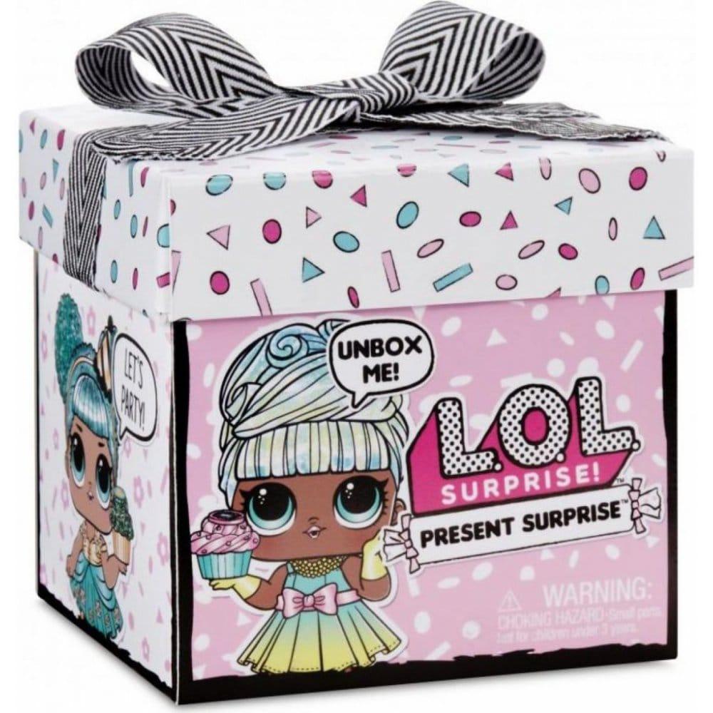 Dárková krabička s panenkou L.O.L.